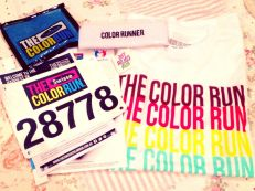 THE COLOR RUN RACE PACK